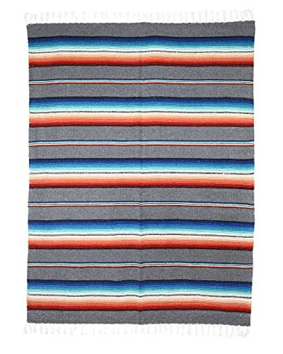 Uptown Down Rio Bravo Blanket, Grey As You See