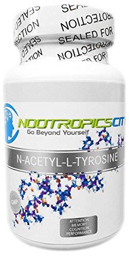 N-acétyl-l-tyrosine Nalt   Précurseur de la