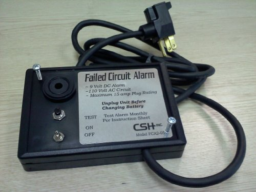 Failed Circuit Alarm