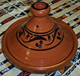 Moroccan Wave Cooking Tagine By Treasures of Morocco