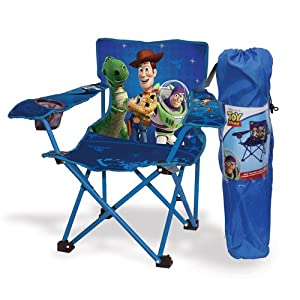 Amazon Disney Pixar Toy Story Kids Folding Camp Chair