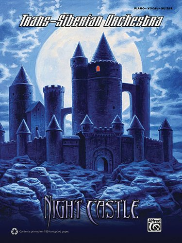 Trans-Siberian Orchestra: Night Castle For Piano Vocal And Guitar, by Trans-Siberian Orchestra