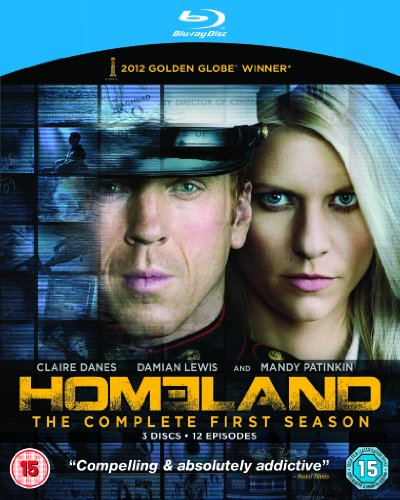 Homeland - Season 1 [Blu-ray].