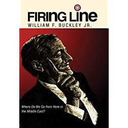 "Firing Line with William F. Buckley Jr. ""Where do We Go from Here in the Middle East?"""