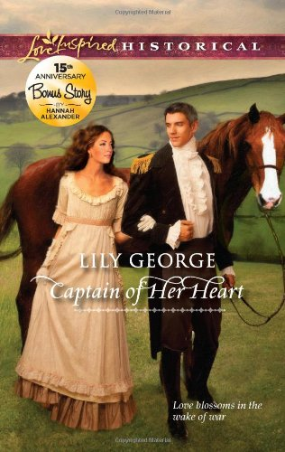 Captain of Her Heart (Love Inspired Historical)