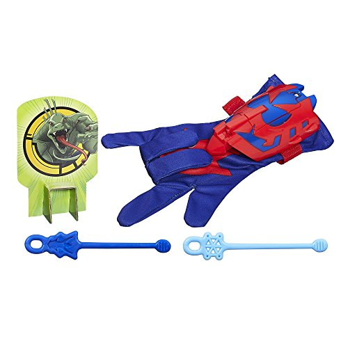 Spider-Man Marvel Ultimate Warriors 2099 Web Slingers Blaster Action Figure - 1