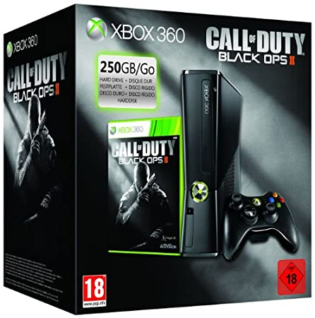 Xbox 360 250 GB Call of Duty: Black Ops 2 Bundle [AT Version]