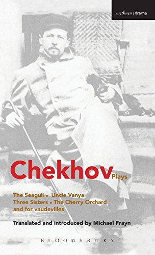 uncle vonya essay Uncle vanya by anton chekhov translated by richard he has published two collections of poetry, many essays and reviews, and 38 books translated from french.