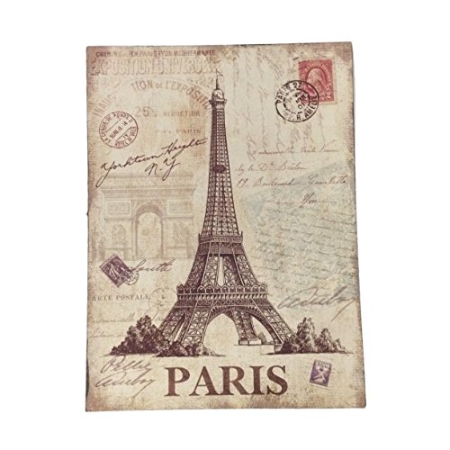 Paris Eiffel Tower Magnet Board Magnets Not Included (Paris Memo Board compare prices)
