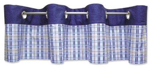 Trend Lab Window Valance, Rockets front-260051