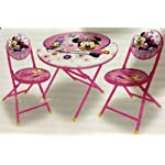 Kids Folding Table and Chairs Set