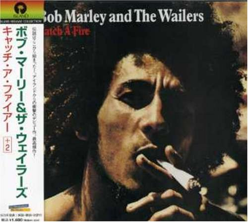 Bob Marley & The Wailers - Catch a Fire [2 Bonus Tracks] [Japanese Import] - Zortam Music