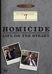 Homicide Life on the Street - The Complete Season 7