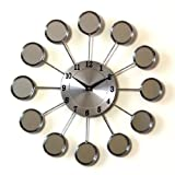 Small Circle Mirror Genuine Wall Clock PHCS439