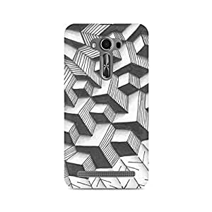 Mobicture Pattern Premium Printed Case For Asus Zenfone Selfie