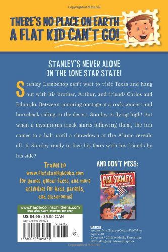 Showdown at the Alamo (Flat Stanley's Worldwide Adventures)