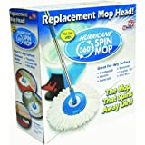 Hurricane 360 Spin Mop Replacement Head