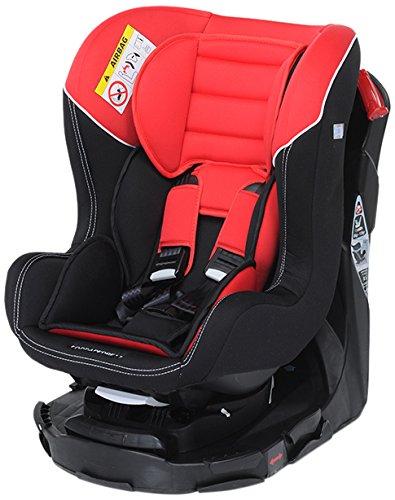 Foppapedretti 9700325901 Tournè Seggiolino Auto, Rosso