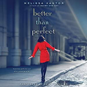 Better Than Perfect Audiobook