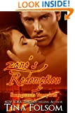 Zane's Redemption (Scanguards Vampires Book 5)