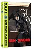Gun X Sword: Complete Box Set S.A.V.E. (ガン×ソード 北米版) [DVD]