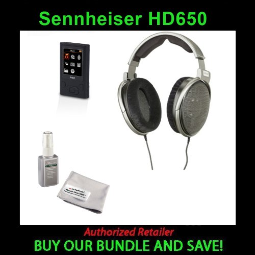 Sennheiser HD 650 Lightweight Open-Air Headphone