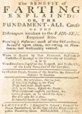 The BENEFIT of FARTING EXPLAINED Disorders of the fair-sex are caused by flatulence not reasonably vented c1772 Original Book Title Page from 1700's by JONATHAN SWIFT 250gsm Gloss ART CARD A3 Reproduction Poster