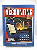 img - for College Accounting : Annotated Instructor's Edition 1-29 book / textbook / text book