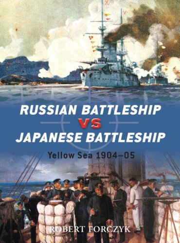 Russian Battleship vs Japanese Battleship: Yellow Sea 1904-05 (Duel)