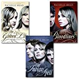 Richelle Mead Richelle Mead Bloodlines Trilogy Collection 3 Books Set, (Bloodlines The Golden Lily The Indigo Spell)