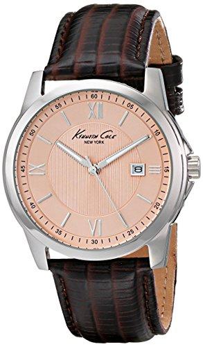 kenneth-cole-new-york-10019551-da-uomo-analogico-al-quarzo-giapponese-classico-per-display-orologio-