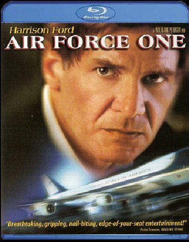 Air Force One [Blu-ray] [IT Import]