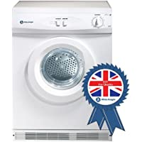 White Knight C44AW 6kg Vented Dryer