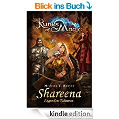 Runes of Magic: Shareena, Legenden Taboreas: Videogameroman
