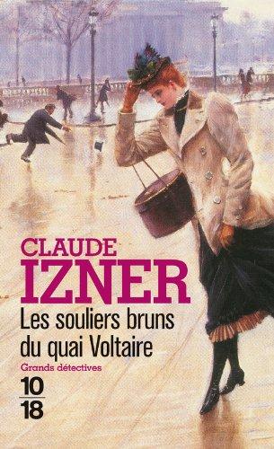 Victor Legris (10) : Les souliers bruns du quai Voltaire