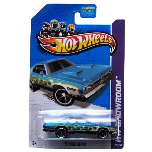 Hot Wheels Hw Showroom '71 Dodge Demon 217/250 2013