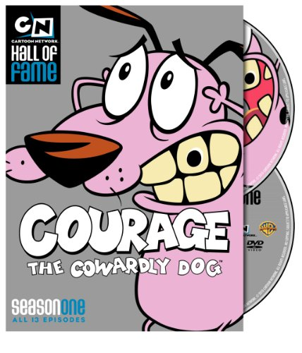 Courage the Cowardly Dog: Season One [DVD] [Import]