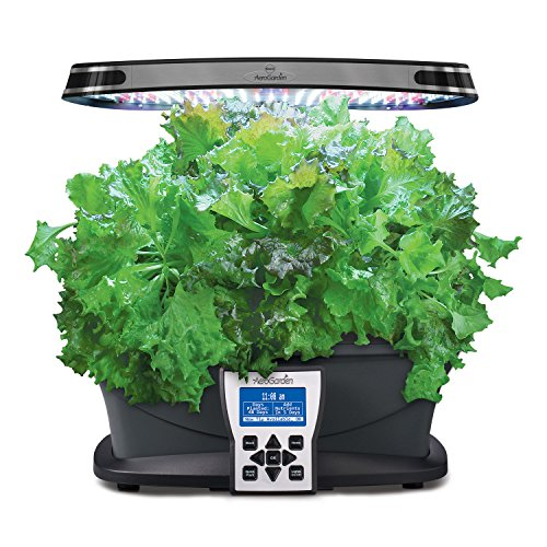 Hydroponics Aerogarden Sprouts LED Grow Lights Gourmet