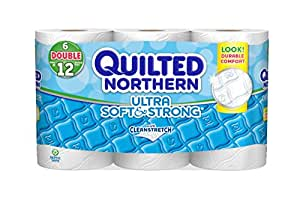 Amazon Com Quilted Northern Ultra Soft Amp Strong Bath