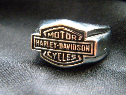 Motorcycle Biker Harley Davidson Ring size 12