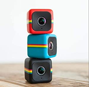 Polaroid Cube ACT II HD 1080p Lifestyle Action Video Camera (Black) - Updated Features (Color: Black, Tamaño: Black)