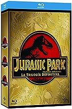 Parque Jurásico - Trilogía [Blu-ray]