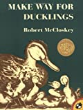 Make Way for Ducklings (0140564349) by McCloskey, Robert
