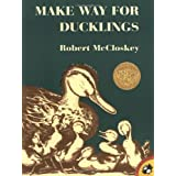 Make Way for Ducklings (Picture Puffins)by Robert McClosky