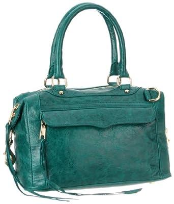 Rebecca Minkoff Mab Mini H004I01C Handbag,Teal,One Size