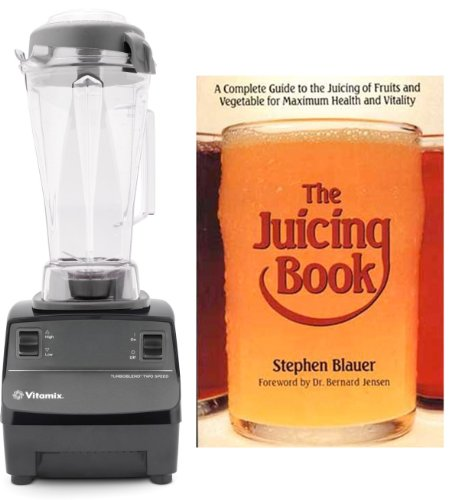 Vitamix 1782 TurboBlend, 2 Speed + The Juicing Book by Stephen Blauer (Vitamix Blender 1782 compare prices)