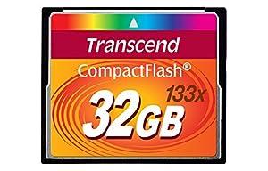 Transcend Ultra-Speed 133x 32GB Compact Flash Speicherkarte