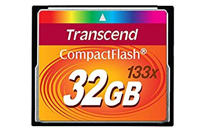 Transcend-133X-32GB-CompactFlash-Memory-Card