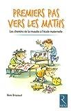 Premiers pas vers les maths cover image