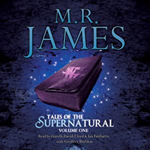 Tales of the Supernatural Audiobook